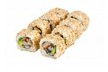 Foto Dragon roll uramaki