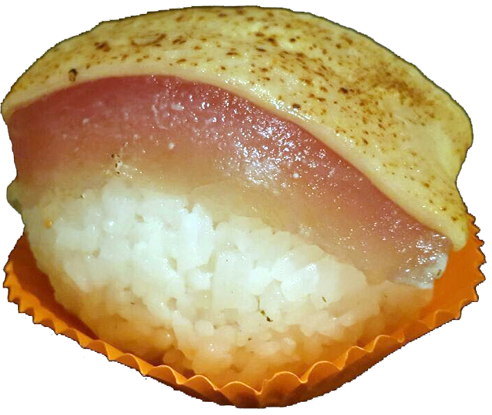 Foto Tuna cheese temari